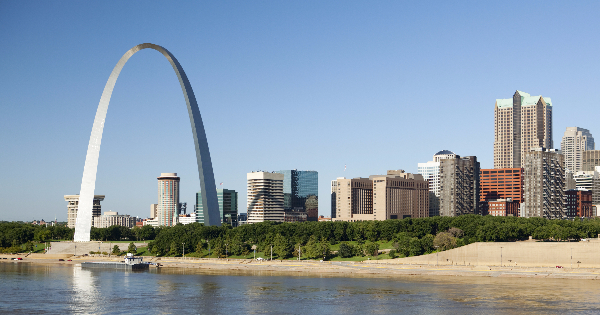 Flights from London to Saint Louis - Lambert