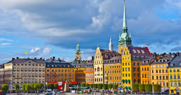 Flights from London - Stansted to Stockholm