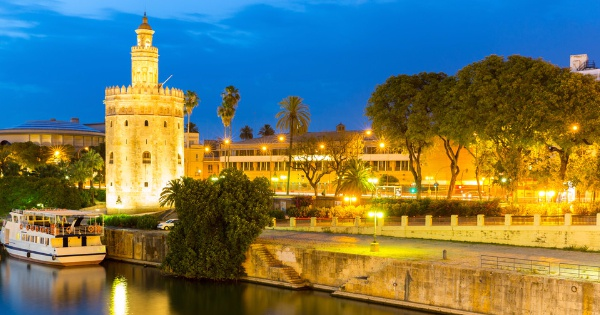 Flights from London - Luton to Seville