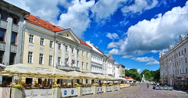 Vuelos de Tartu