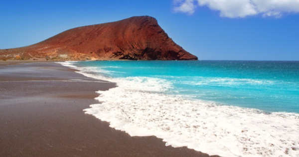 Flights from Belfast - International to Tenerife South
