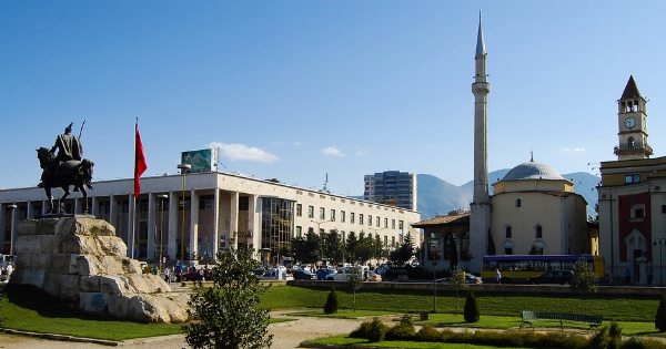 Flights from Glasgow - International to Tirana