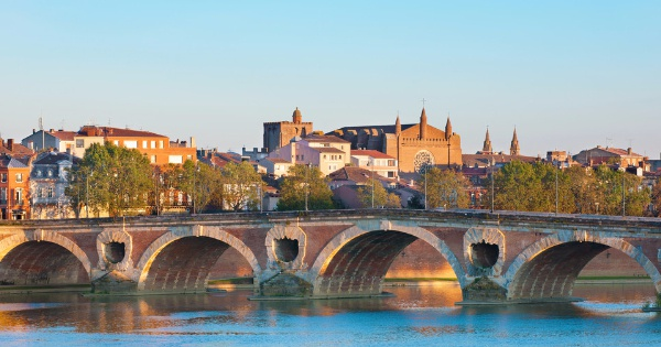 Flights from Paris to Toulouse - Blagnac