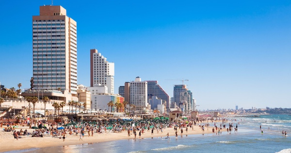 Flights from London to Tel Aviv - Ben-Gurion