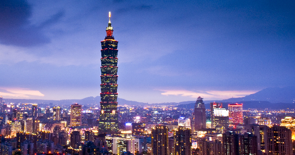 Flights from Belfast - International to Taipei - Chiang Kai Shek