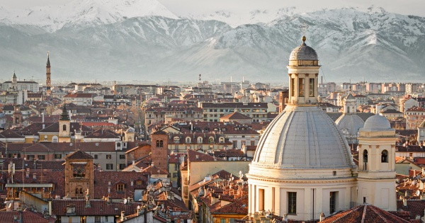 Flights from London to Turin - Citta Di Torino