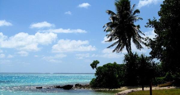 Voli da Tarawa - Bonriki
