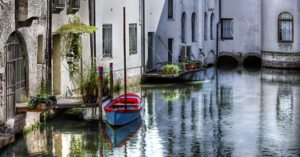 Flights from London to Venice - Treviso