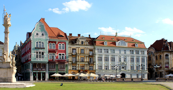 Flights from Lisbon to Timisoara