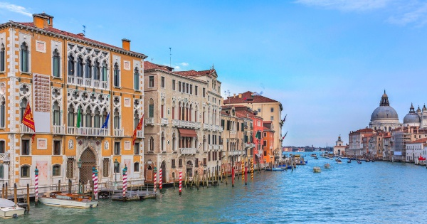 Flights from Rome to Venice - Marco Polo