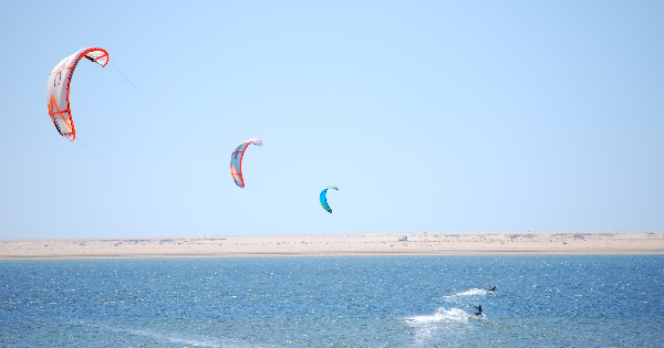Flights from Madrid to Dakhla