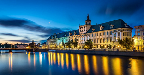 Flights from Edinburgh to Wroclaw - Strachowice