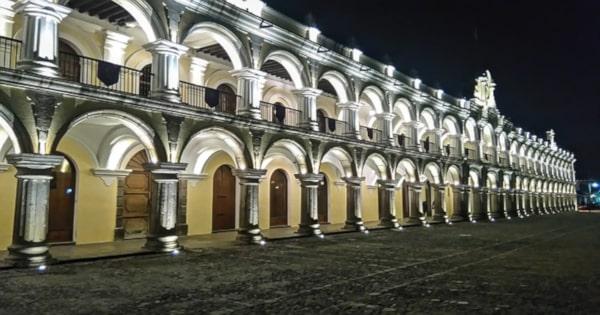 Vuelos Antigua - Semana Santa