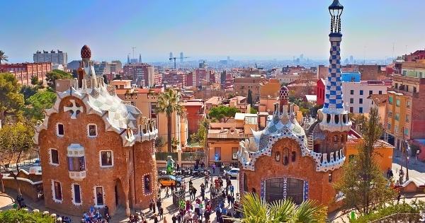 Flüge Ostern 2019 - Barcelona