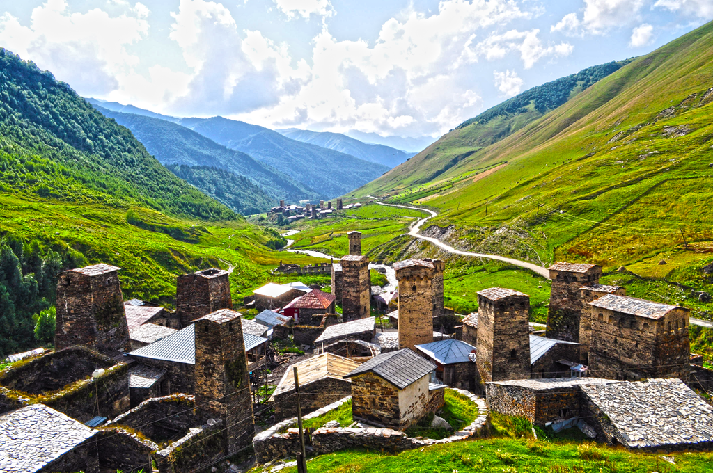 Summer destinations for mountain lovers