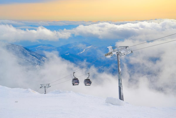 Where to go skiing cheaply